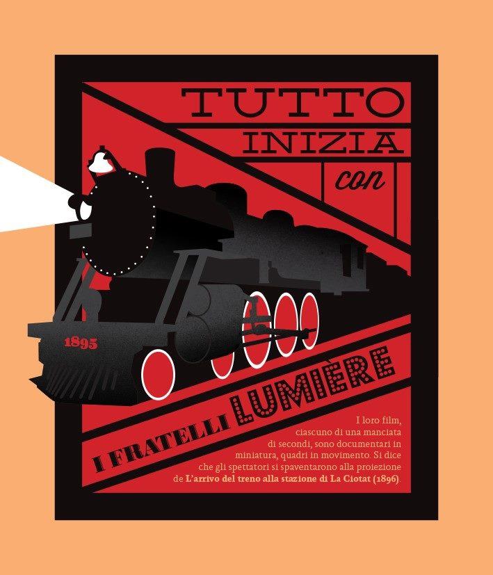 CINEMOLOGY ovvero la grande storia del cinema, in sintesi. Presentazione del libro e inaugurazione della mostra il 26 aprile, a Milano