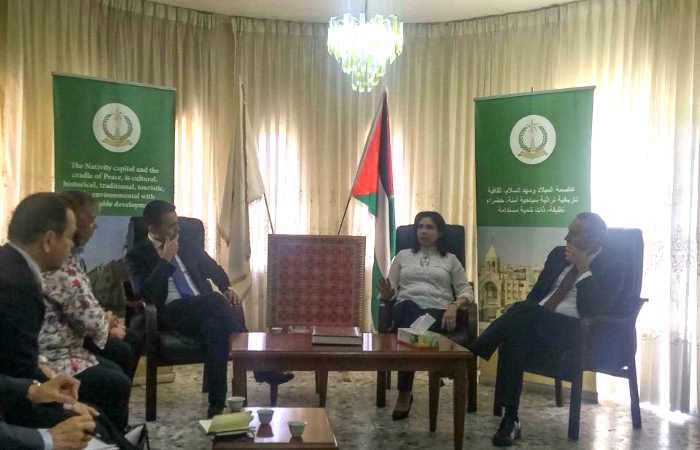 Di Maio a Hebron: se il M5S andrà al Governo riconoscerà la Palestina come Stato