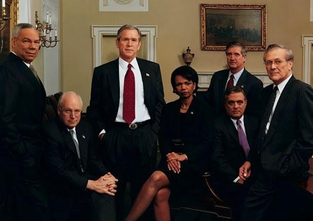 Il Dipartimento della Giustizia Usa nega l'uso del rapporto Chilcot in una causa contro George Bush