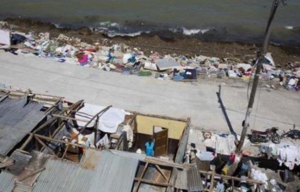 Cresce ad Haiti il numero dei morti causati dall'uragano Matthew