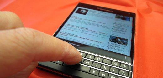 Blackberry dice addio agli smartphone