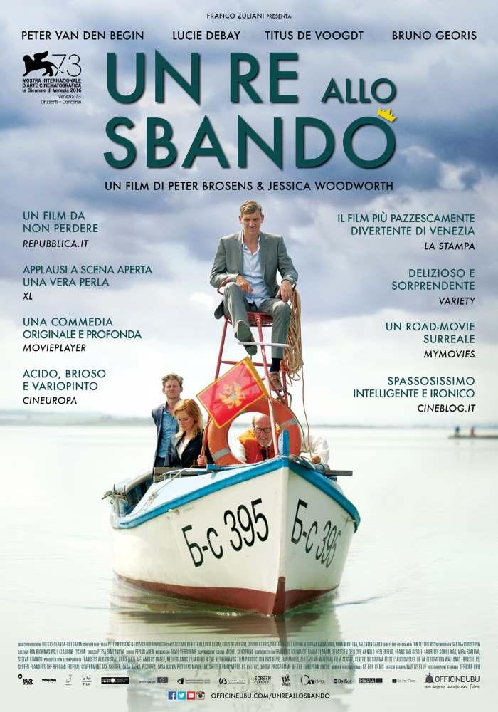 Un re allo sbando (King of the Belgians), nei cinema italiani dal 9 febbraio 2017