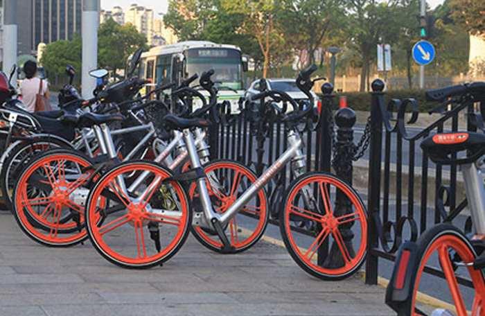 Ma come è facile ed economico muoversi con una bicicletta Mobike
