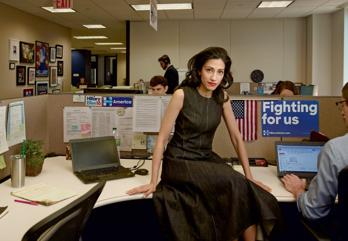 Elezioni Usa: il quartier generale di Hillary Clinton