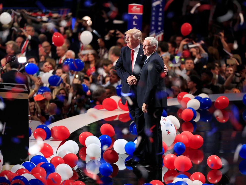 Trump chiude la convention di Cleveland: Eleggetemi e ristabilirò l'ordine