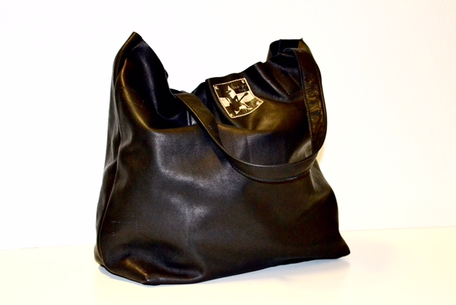 Shopping Black bag