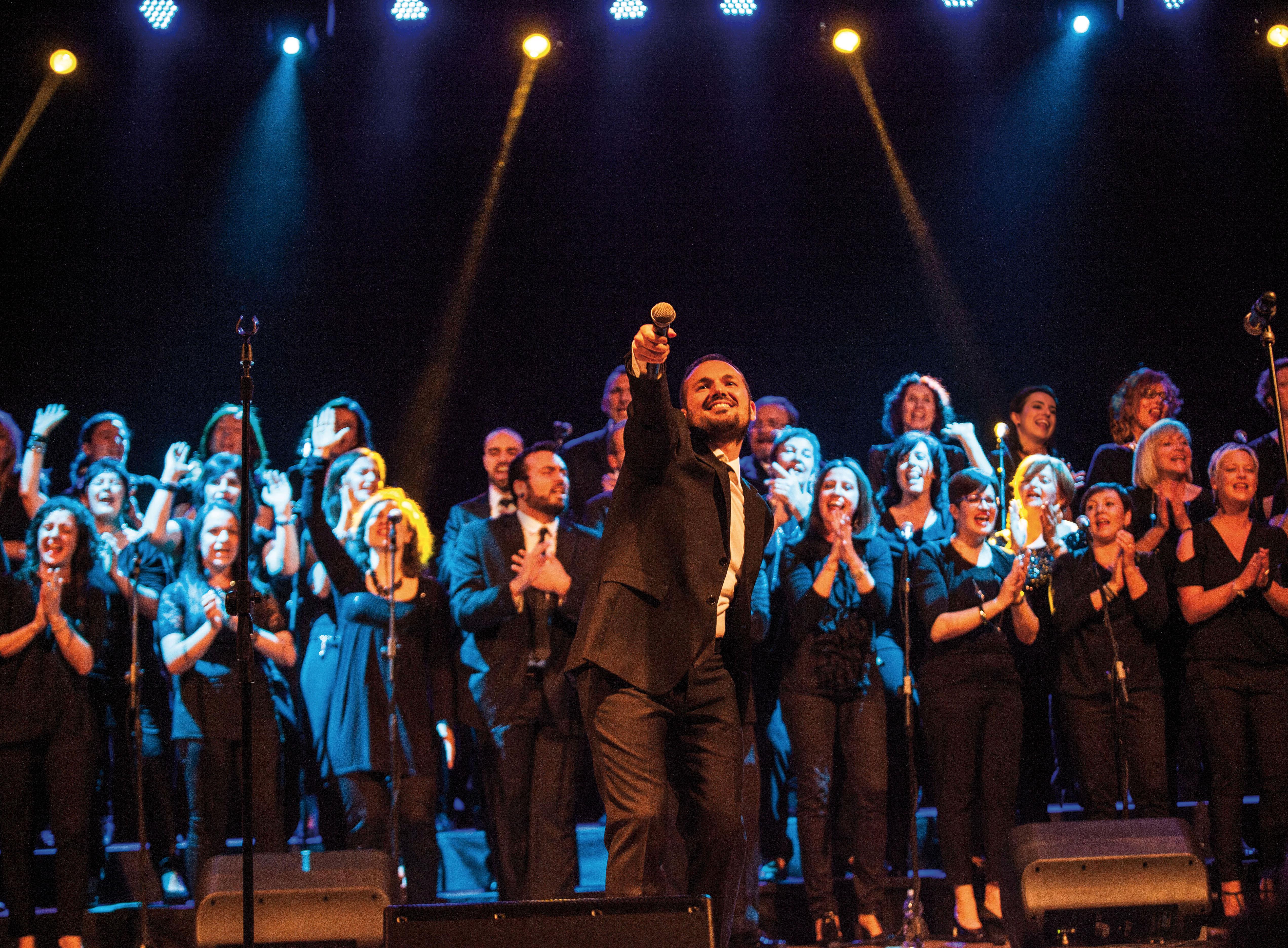 New Generation Gospel Crew in concerto a Torrebelvicino sabato 23 novembre - informazione.it