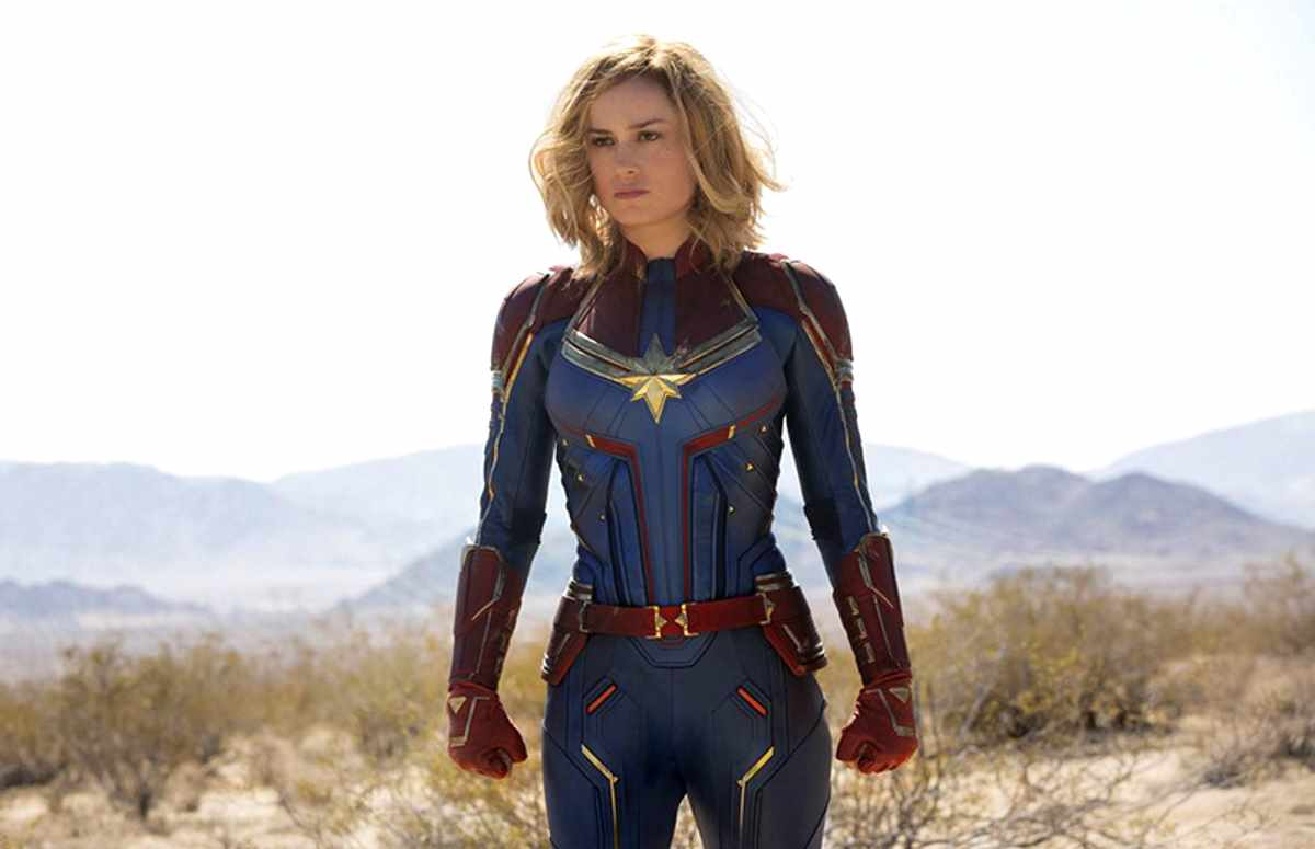 Captain Marvel, al debutto incassa 455 milioni di dollari
