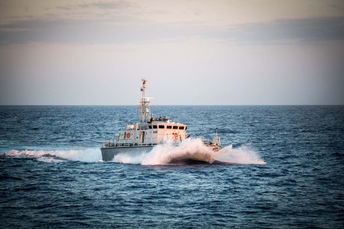 Sea Watch preleva 65