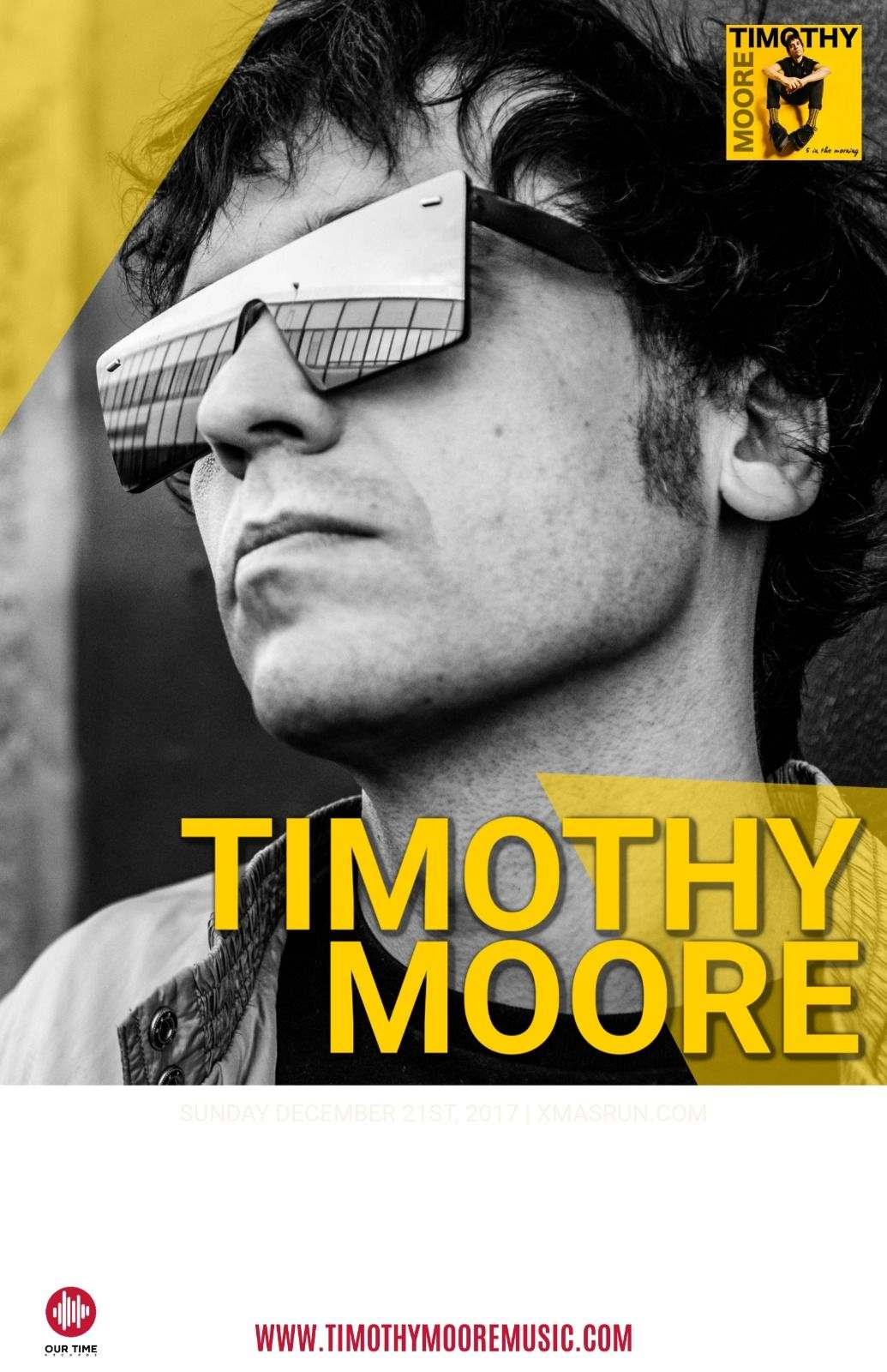 Timothy Moore, quattro date in Italia con la hit 5 in the morning