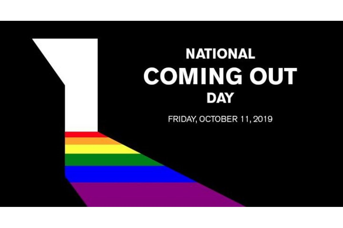 11 ottobre 1988 - 11 ottobre 2019: Coming Out Day