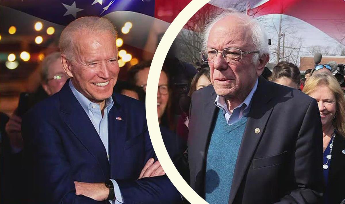 Il Super Tusday premia Joe Biden