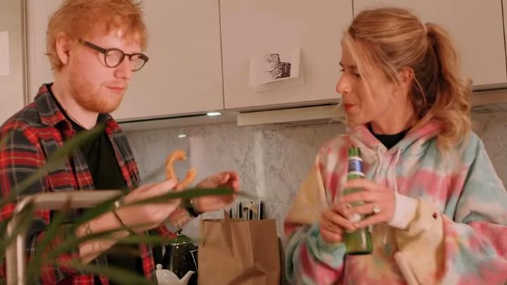 Ed Sheeran papà: