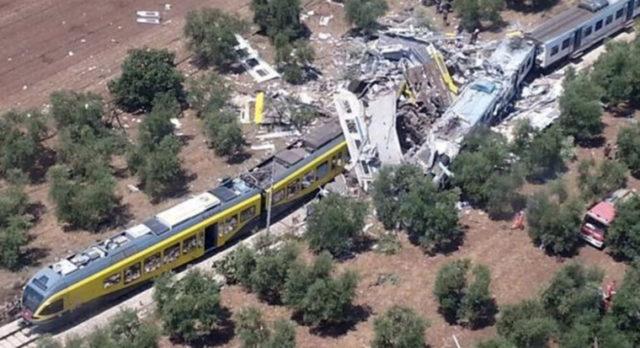 Tragedia ferroviaria in Puglia, Unitalsi in preghiera