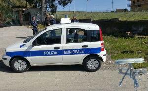 Catenanuova, impiantato sui mezzi della Polizia locale lo Street Control