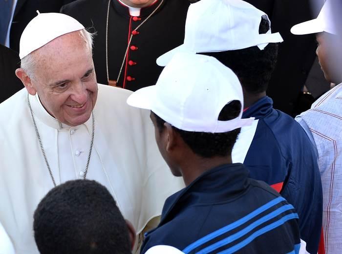 Le soluzioni del Papa al problema migranti nel messaggio per la giornata Mondiale del Migrante e del Rifugiato 2018