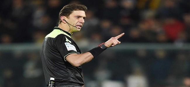 Tagliavento per il Derby d'Italia: tutte le designazioni della 4^ giornata di Serie A Tim