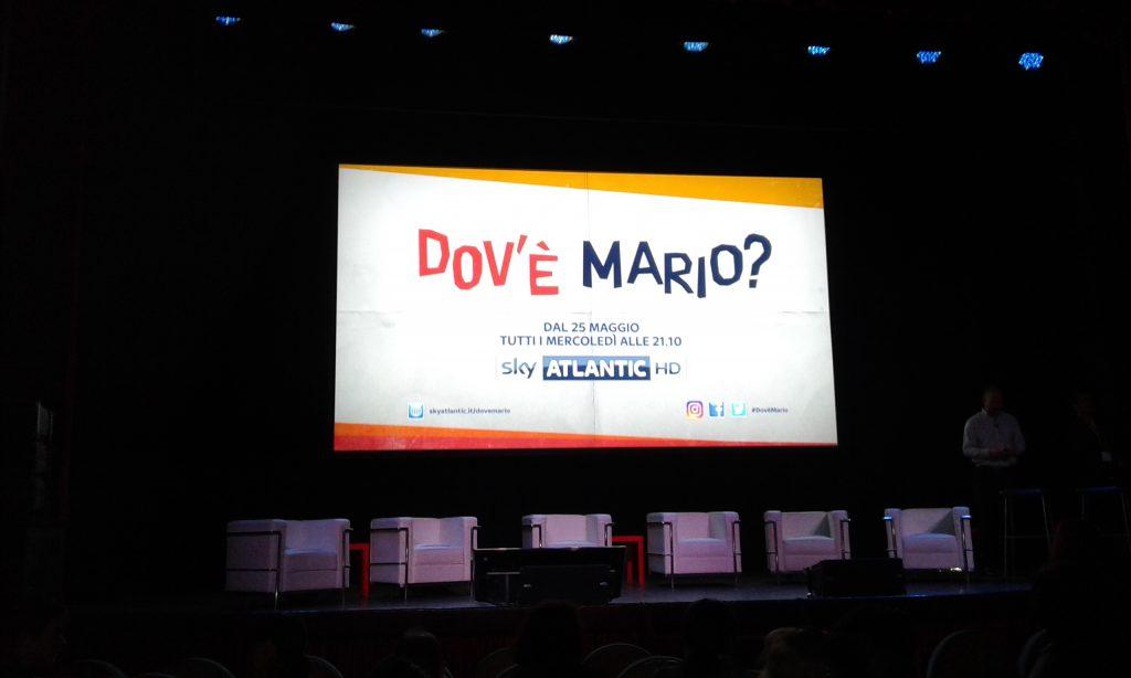 Dov'è Mario? Il report della conferenza stampa della nuova serie Sky di e con Corrado Guzzanti