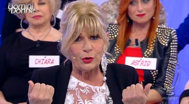 """Gemma Galgani: """"Giorgio grande amore. Tina Cipollari è rifatta e si vede"""""""