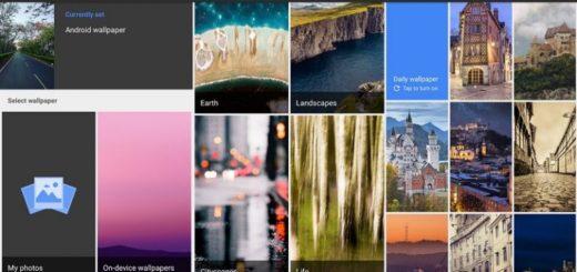 Google ha ufficialmente rilasciato l'applicazione Wallpaper sul Play Store
