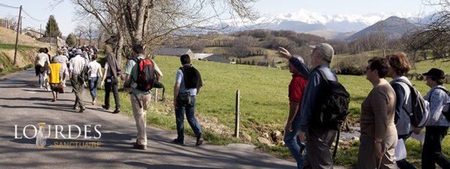 Cinq mille pèlerins sont attendus a Lourdes