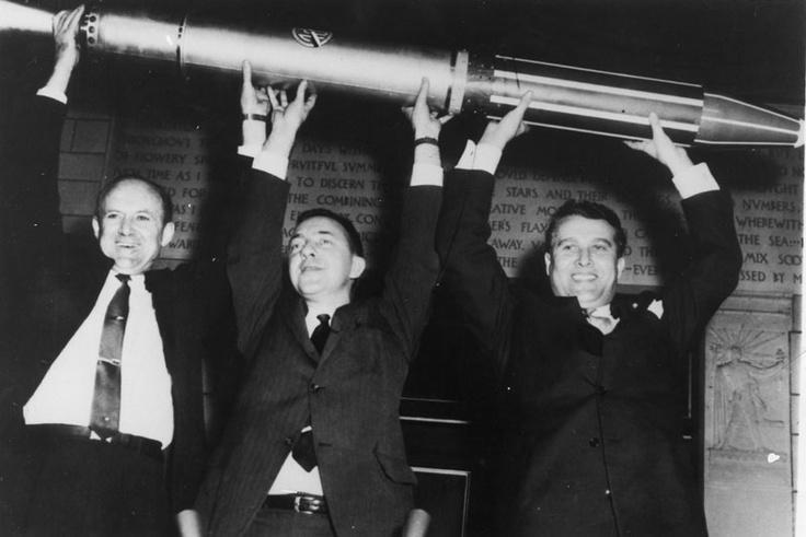 31 gennaio 1958: Gli USA lanciano il loro primo satellite artificiale
