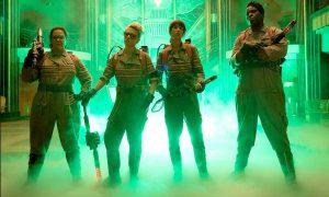 Box Office Italia, in testa Ghostbusters, secondo La Notte del Giudizio: Election Year e terzo Star...