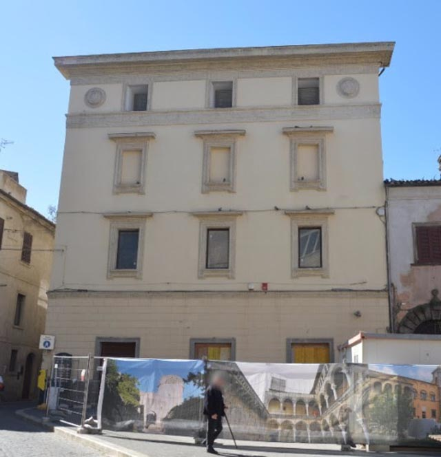 Tarquinia (VT): Ripresi i lavori al teatro San Marco