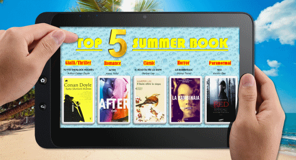 Top Five Summer Book  2017