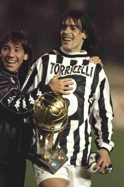 Vi ricordate Moreno Torricelli? Ecco cosa fa ora...