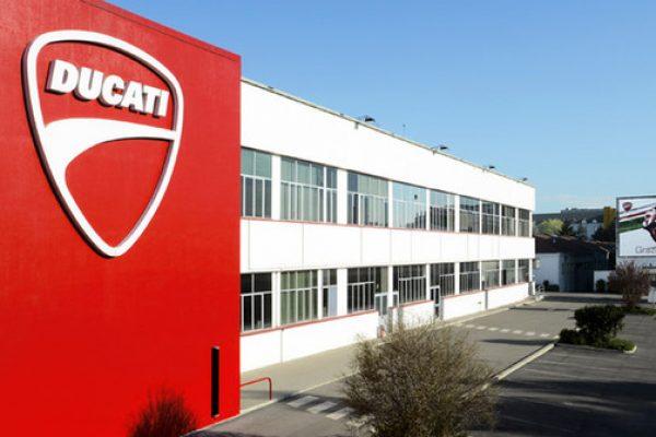 Volkswagen cede Ducati