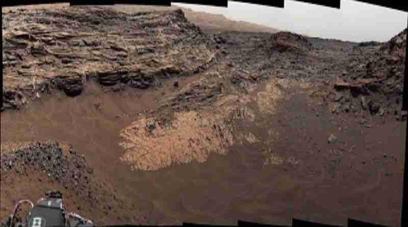 Le sabbie di Marte ed i loro enigmi