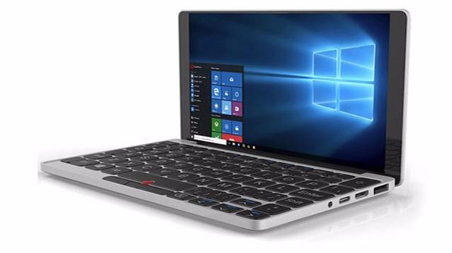 GPD Pocket, ultra mobile PC con Windows 10 e batteria da 7000 mAh