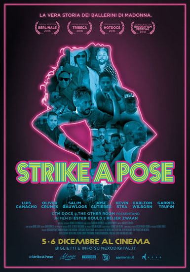 Recensione del documentario Strike a Pose nei cinema solo oggi e domani