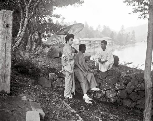 Giappone nel 1908 – foto d'epoca della vita di tutti i giorni durante l'era Meiji