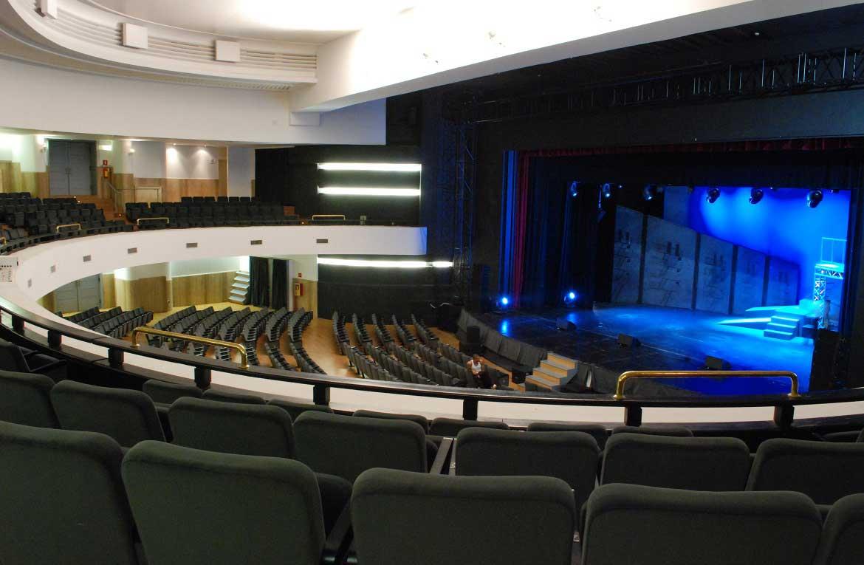 Il Teatro Olimpico di Roma è finalmente agibile, una grande festa ci attende...