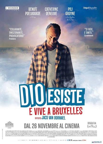 Torniamo al cineforum con una poetessa per vedere Dio esiste e vive a Bruxelles