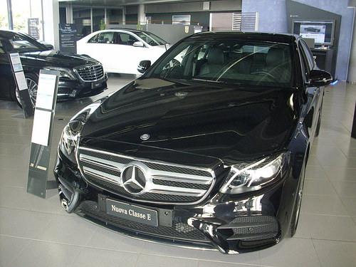 Test Drive Auto: Profondamente rinnovata la Classe E della Mercedes