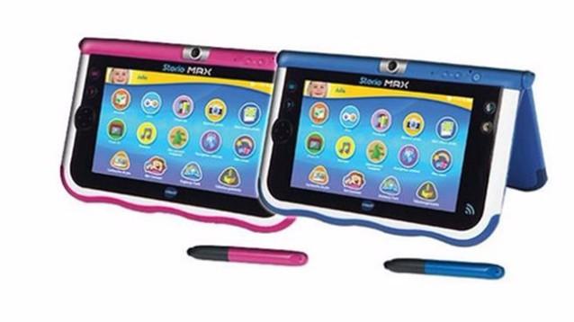 Vtech Storio Max 7, tablet per bambini con vocazione didattico-creativa