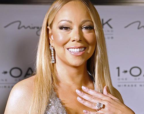 Mariah Carey, 70milioni di dollari per assicurare le corde vocali