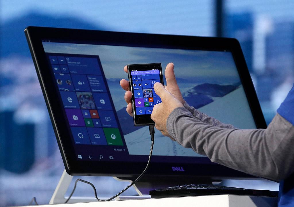 Continuum: il progetto di Microsoft | Surface Phone Italia