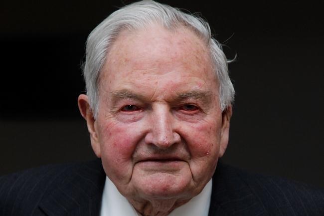 USA, morto a 101 anni il filantropo David Rockefeller