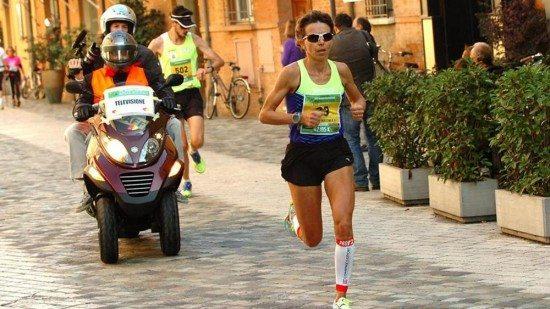 Valeria Straneo incita Catherine Bertone: Merita Rio, ha fatto un grande salto di qualità