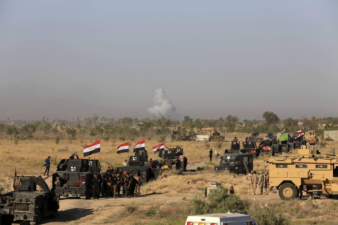Iraq: Forze irachene entrano a Fallujah » Guerre nel Mondo