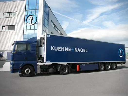 Sea freight and air freight verticals place Kuehne + Nagel on a strong pitch in Q1 2017 | Supply Chain