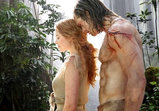 Film: The Legend of Tarzan. Un classico avventuroso