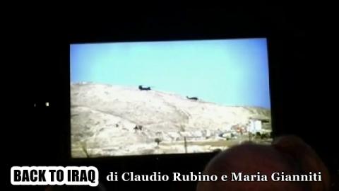 """Rai1 - Presentanzione del Documentario """"Petrolio"""" - Back To Iraq"""