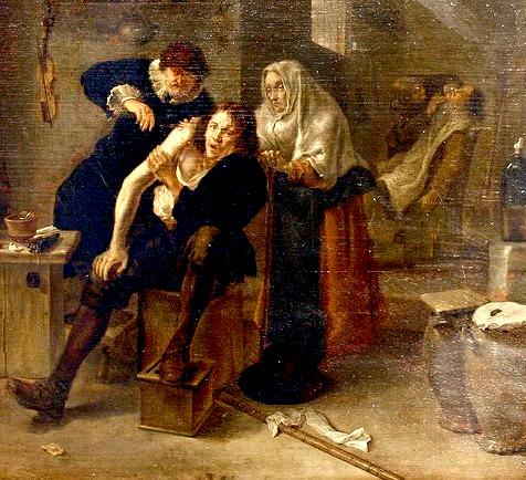 Le malattie e le cure di una volta in Garfagnana
