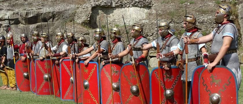 Viaggio nel tempo ai Castelli Romani e altre Cose mai viste, Sabato 26 e Domenica 28 maggio