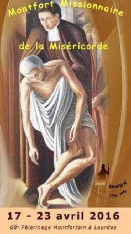Du 18 au 22 avril 2016, pèlerinage des Montfortains